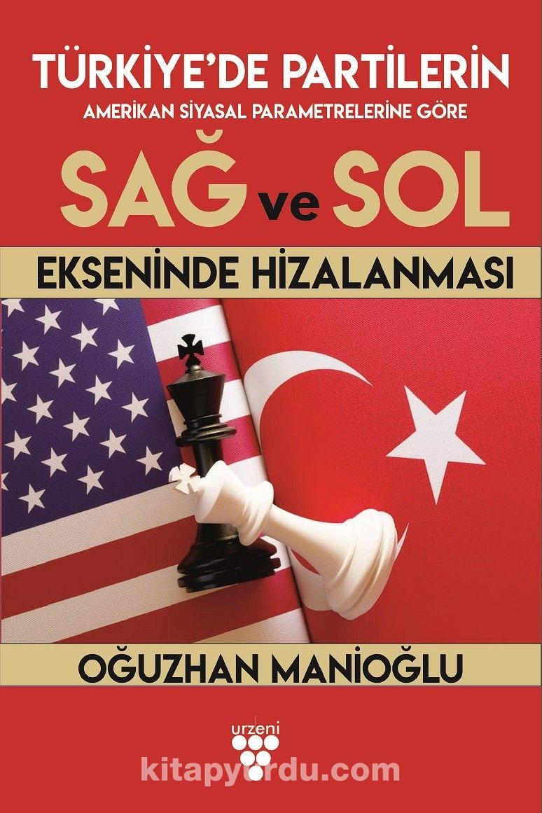 Amerikan Siyasal Parametrelerine Göre Türkiye'de Partilerin Sağ Ve Sol Ekseninde Hizalanması PDF Kitap İndir
