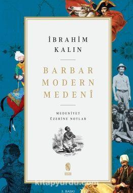 Barbar Modern Medeni  PDF Kitap İndir
