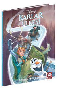Disney Karlar Ülkesi Kavuşma Yolculuğu PDF Kitap İndir