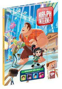 Disney Ralph ve Internet PDF Kitap İndir