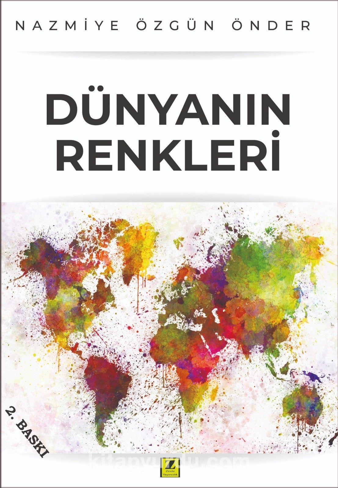 Dünyanın Renkleri PDF Kitap İndir
