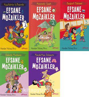 Efsane Mozaikler Serisi (5 Kitap) PDF Kitap İndir