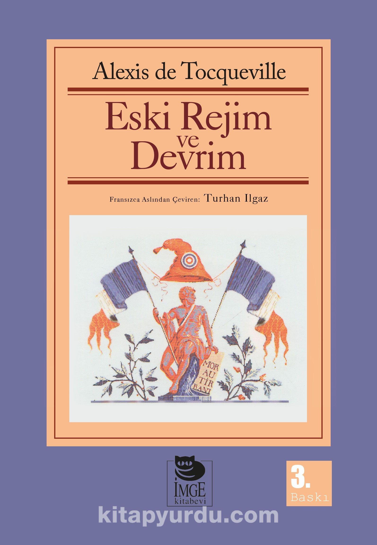Eski Rejim ve Devrim PDF Kitap İndir