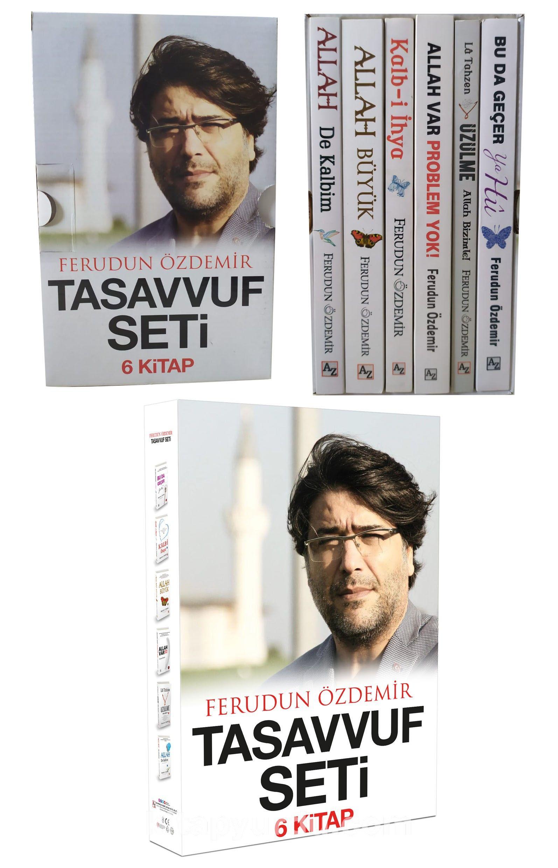 Ferudun Özdemir Tasavvuf Seti (6 Kitap) PDF Kitap İndir