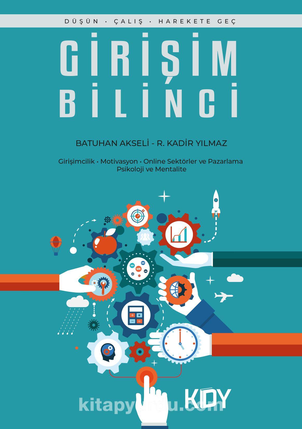 Girişim Bilinci  PDF Kitap İndir