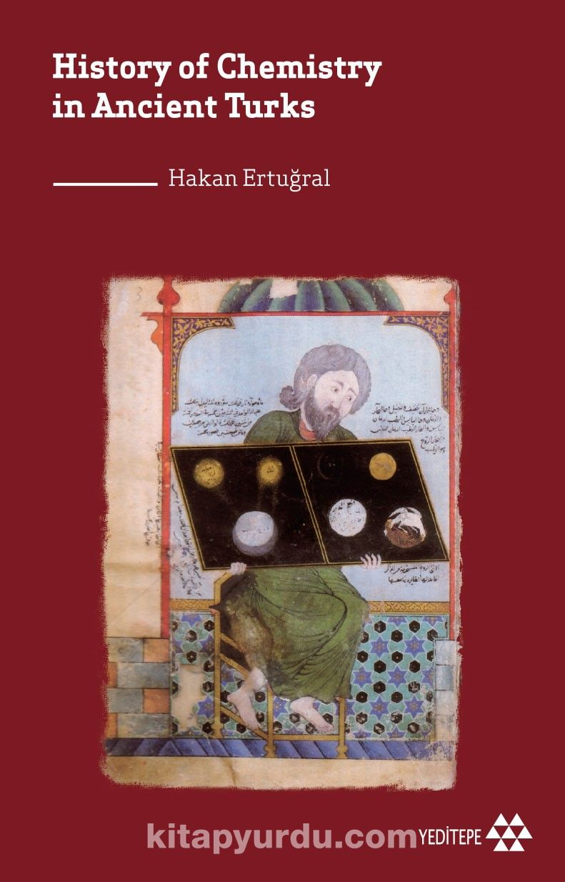 History of Chemistry in Ancient Turks PDF Kitap İndir