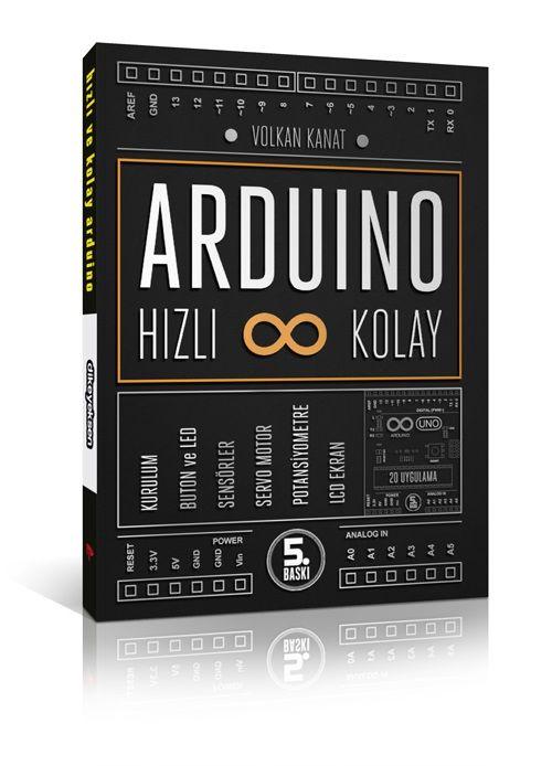 Hızlı ve Kolay Arduino PDF Kitap İndir