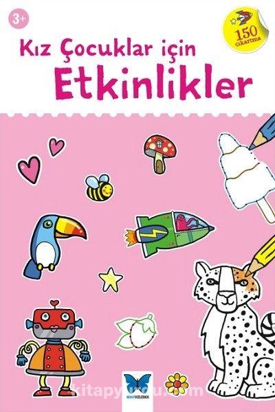 Kız Çocuklar İçin Etkinlikler PDF Kitap İndir