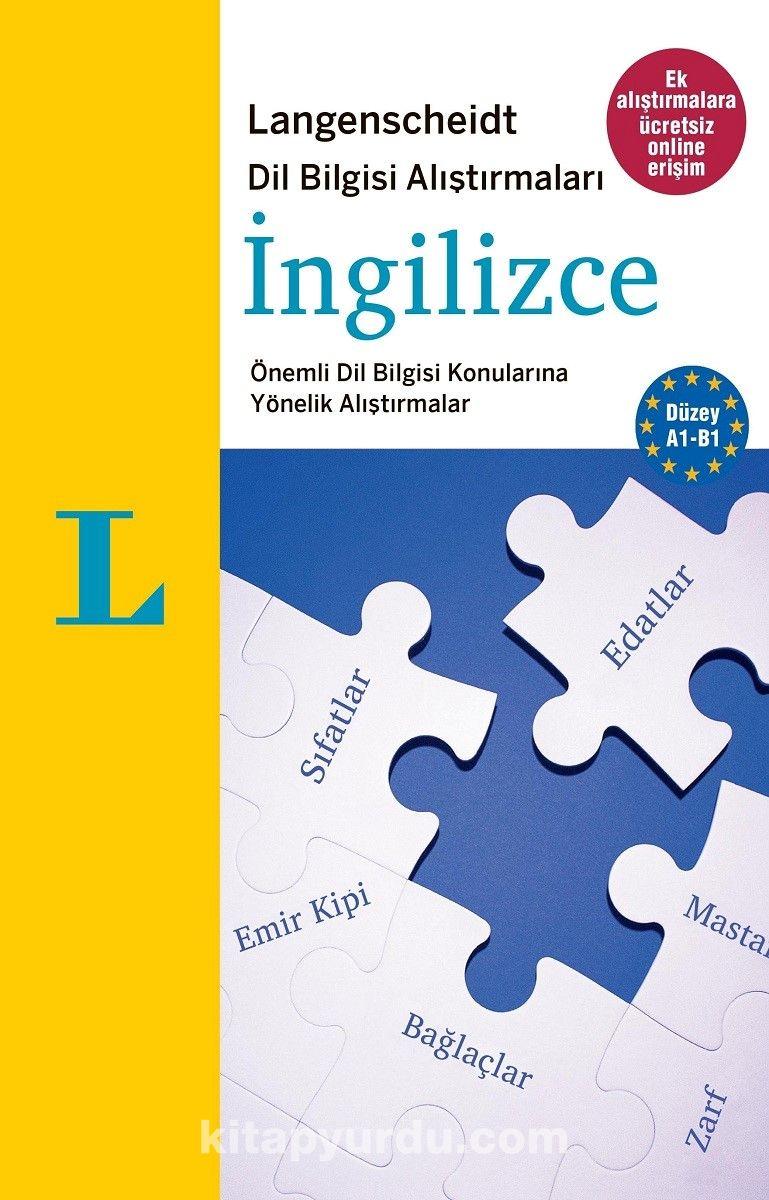 Langenscheidt Dil Bilgisi Alıştırmaları İngilizce PDF Kitap İndir