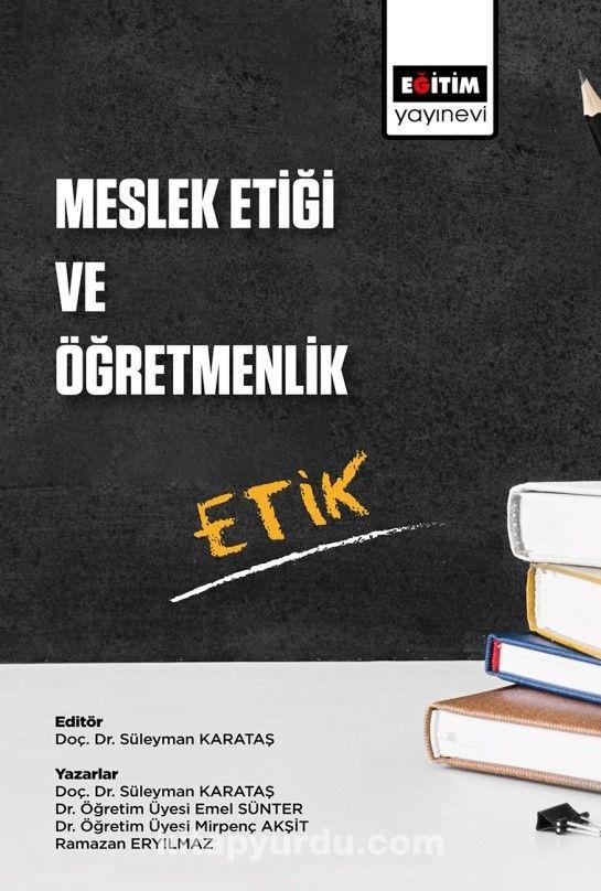 Meslek Etiği ve Öğretmenlik  PDF Kitap İndir