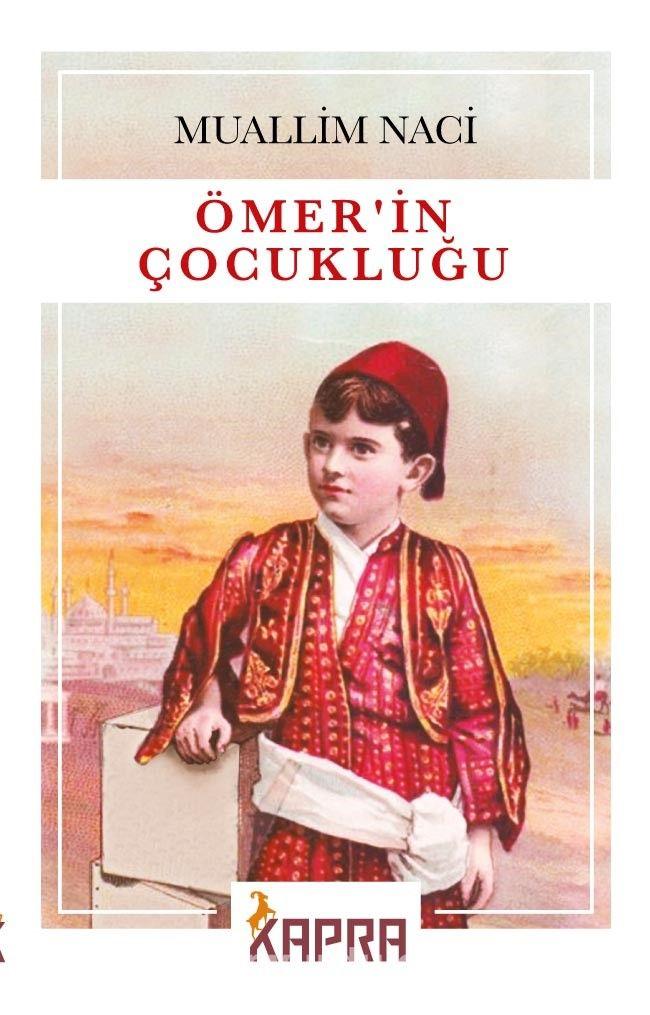 Ömer'in Çocukluğu PDF Kitap İndir