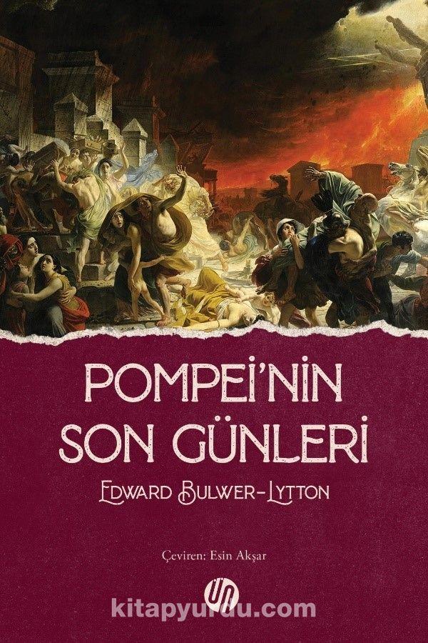 Pompei'nin Son Günleri PDF Kitap İndir