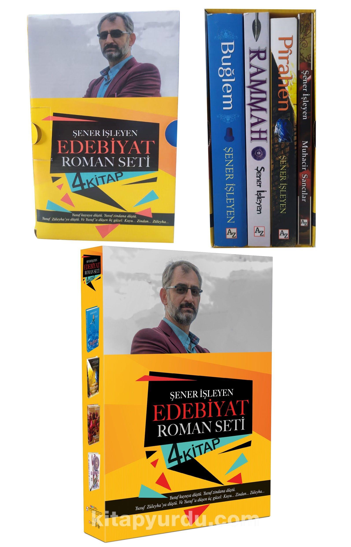 Şener İşleyen Edebiyat Roman Seti (4 Kitap) PDF Kitap İndir