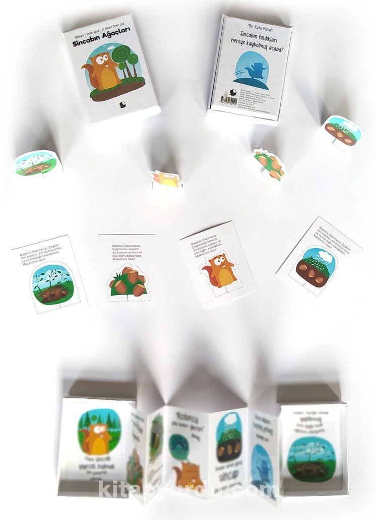 Sincabın Ağaçları PDF Kitap İndir