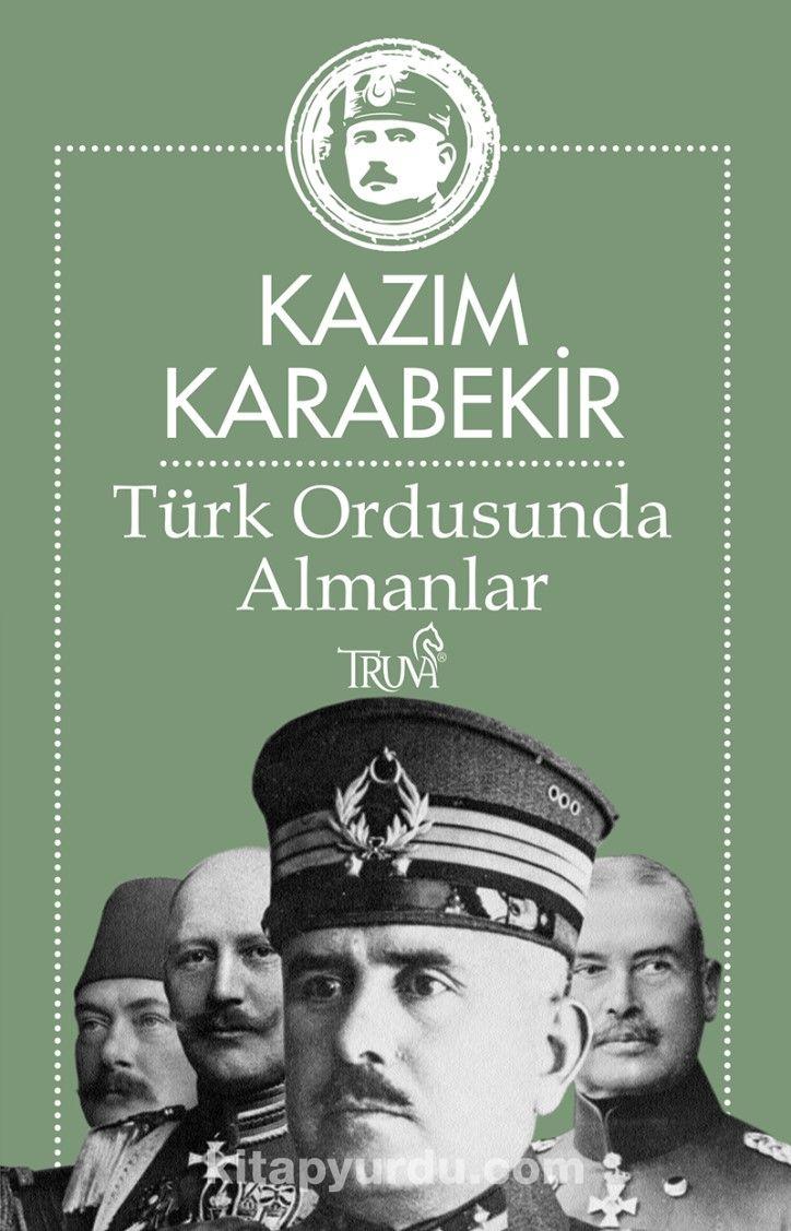 Türk Ordusunda Almanlar PDF Kitap İndir