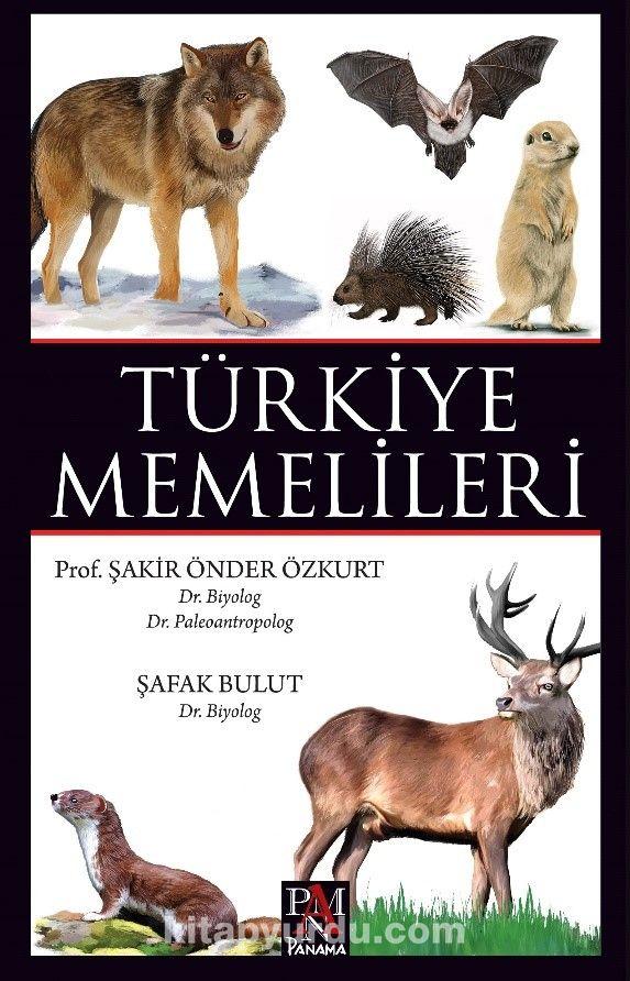Türkiye Memelileri PDF Kitap İndir
