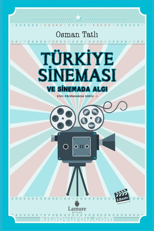 Türkiye Sineması ve Sinemada Algı PDF Kitap İndir