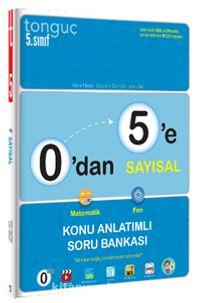 0'dan 5'e Sayısal Konu Anlatımlı Soru Bankası PDF Kitap İndir