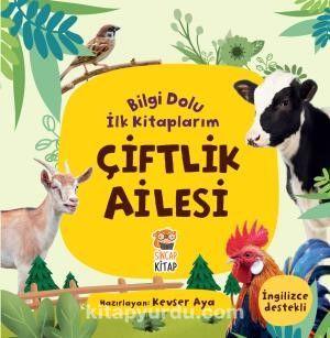 Bilgi Dolu İlk Kitaplarım / Çiftlik Ailesi PDF Kitap İndir