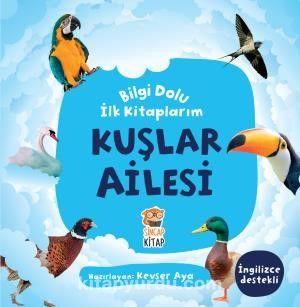 Bilgi Dolu İlk Kitaplarım / Kuşlar Ailesi PDF Kitap İndir