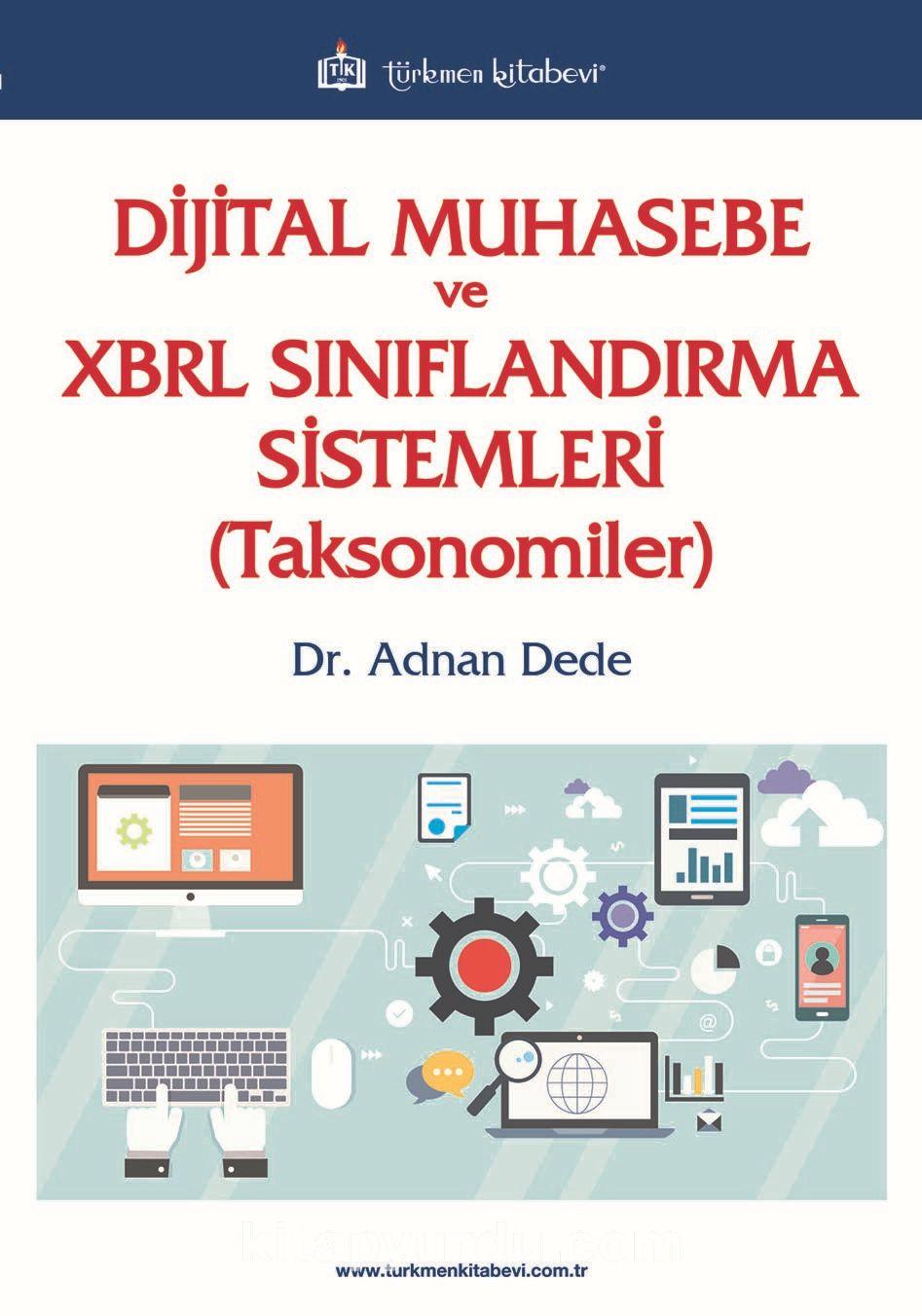 Dijital Muhasebe ve XBRL Sınıflandırma Sistemleri (Toksonomiler) PDF Kitap İndir