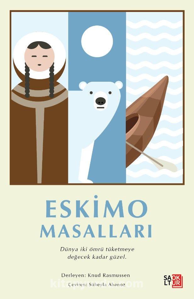 Eskimo Masalları PDF Kitap İndir