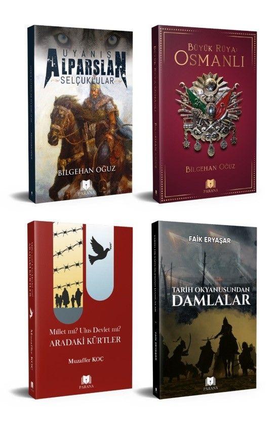 Tarih Seti (4 Kitap Takım) PDF Kitap İndir