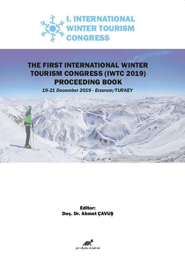 The First International Winter Tourism Congress (Iwtc 2019) PDF Kitap İndir