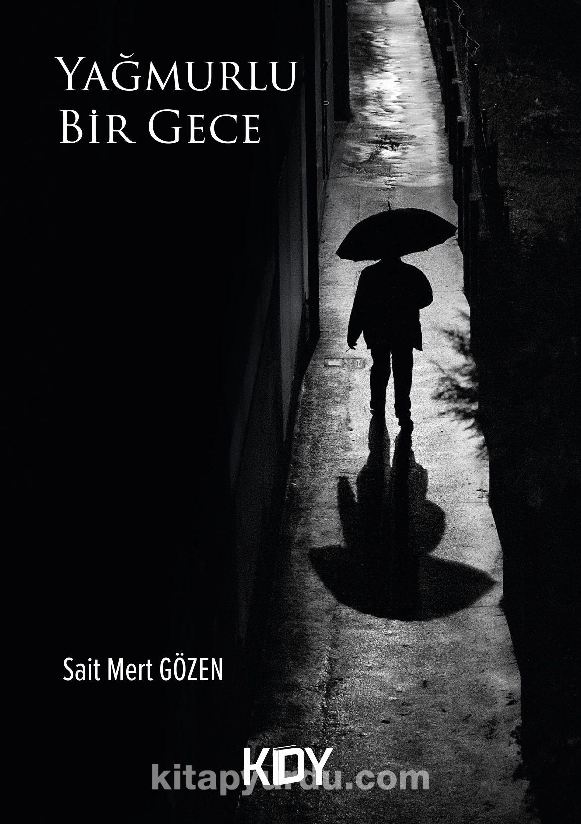 Yağmurlu Bir Gece PDF Kitap İndir