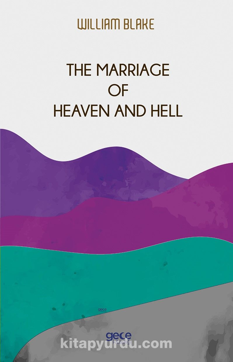 The Marriage Of Heaven And Hell PDF Kitap İndir
