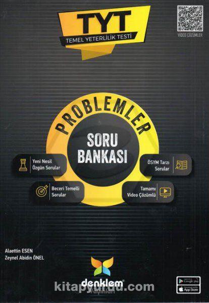 TYT Problemler Soru Bankası PDF Kitap İndir