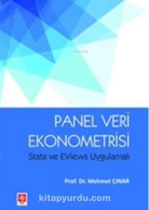 Panel Veri Ekonometrisi PDF Kitap İndir