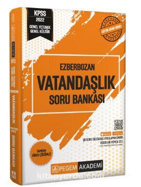 2022 Genel Yetenek Genel Kültür Ezberbozan Vatandaşlık Soru Bankası PDF Kitap İndir