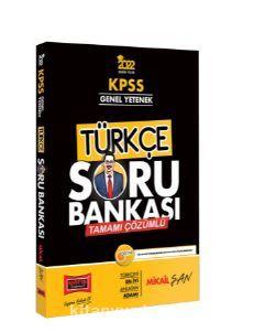 2022 KPSS Genel Yetenek Tamamı Çözümlü Türkçe Soru Bankası PDF Kitap İndir