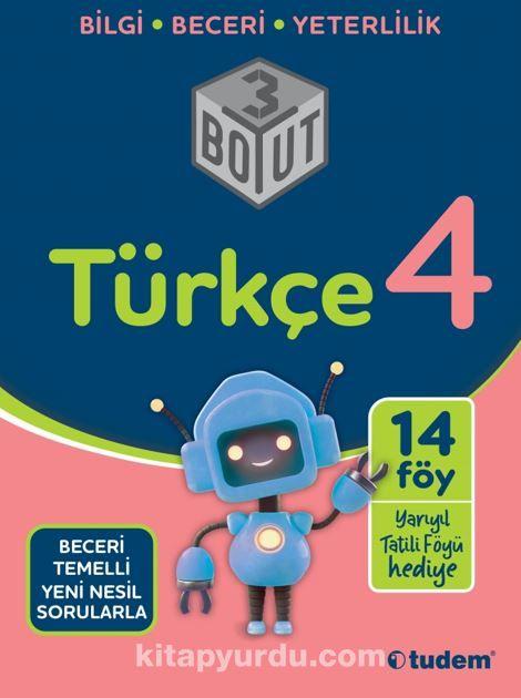 4.Sınıf Türkçe 3 Boyut4. sınıf Türkçe 3 Boyut PDF Kitap İndir