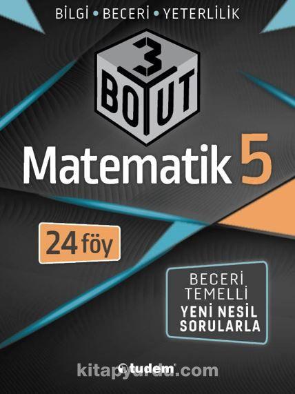 5.Sınıf Matematik 3 Boyut PDF Kitap İndir