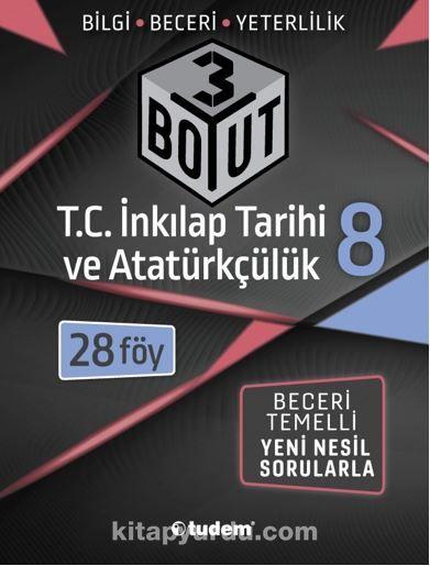 8.Sınıf 3 Boyut T.C. İnkılap Tarihi ve Atatürkçülük PDF Kitap İndir