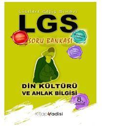 8.Sınıf LGS Din Kültürü ve Ahlak Bilgisi  Soru Bankası PDF Kitap İndir