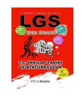 8.Sınıf LGS İnkılap Tarihi Soru Bankası PDF Kitap İndir