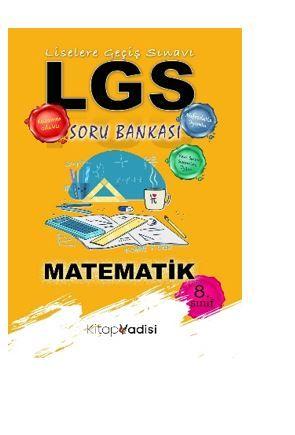 8.Sınıf LGS Matematik Soru Bankası  PDF Kitap İndir