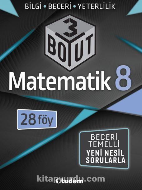 8.Sınıf Matematik 3 Boyut PDF Kitap İndir