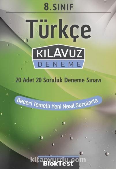 8.Sınıf Türkçe Kılavuz Deneme PDF Kitap İndir