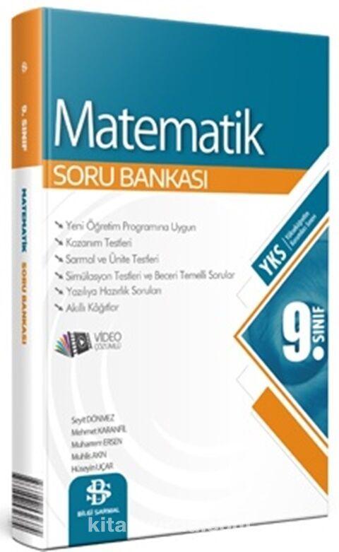 9. Sınıf Matematik Soru Bankası PDF Kitap İndir