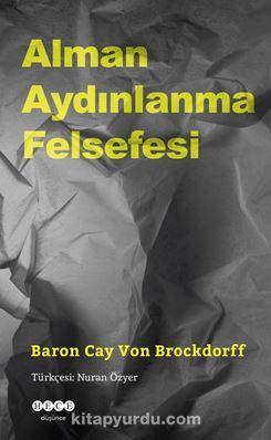 Alman Aydınlanma Felsefesi PDF Kitap İndir