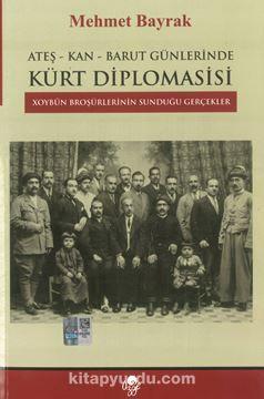 Ateş-Kan-Barut Günlerinde Kürt Diplomasisi PDF Kitap İndir