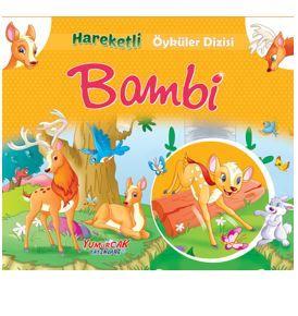 Hareketli Öyküler Dizisi / Bambi PDF Kitap İndir