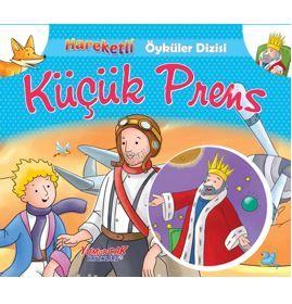 Hareketli Öyküler Dizisi / Küçük Prens PDF Kitap İndir