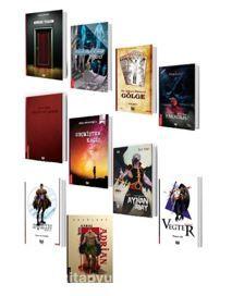 Macera Romanları 10 Kitap seti PDF Kitap İndir