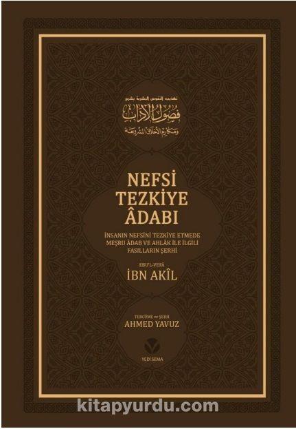 Nefsi Tezkiye Adabı PDF Kitap İndir