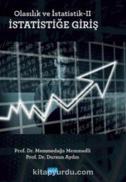 Olasılık ve İstatistik II : İstatisliğe Giriş PDF Kitap İndir